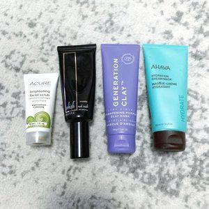 Skincare Bundle Ahava, Generation Clay, Whisk, Acc